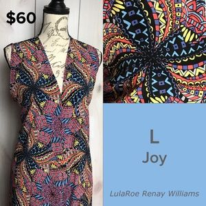Lularoe L/Large Joy Vest
